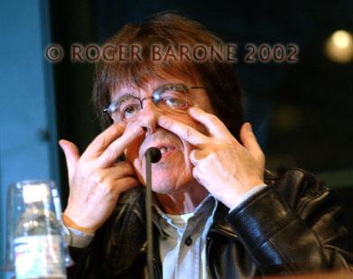 bill wyman making strange face