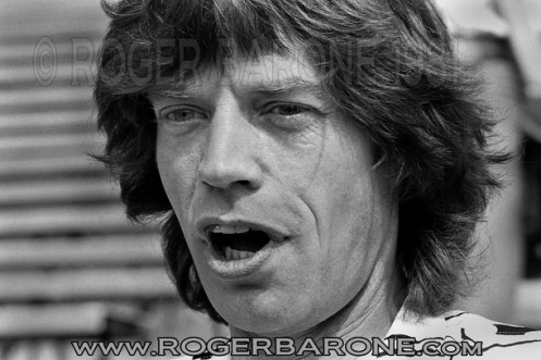 mick jagger jfk stadium diamond in tooth