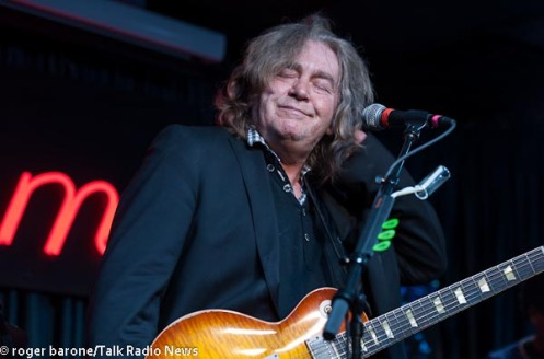 Mick Taylor photo from Iridium Club in New York (5/12/12) photo: by roger barone