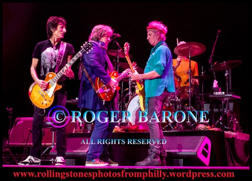 "rolling stones performing ""Midnight Rambler"" at Wells Fargo Center Philly, june 21, 2013 photo by roger barone"