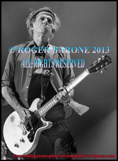 Rolling Stones guitarist Keith Richards